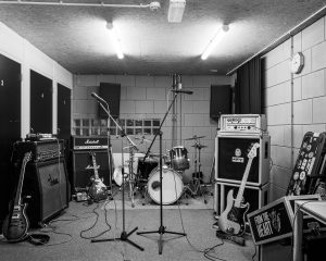 The Rehearsal Spaces: From The Heart, 2016