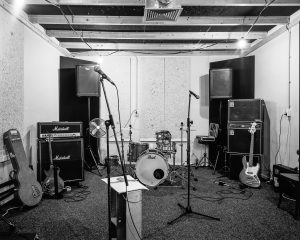The Rehearsal Spaces: Once I Cry, 2016
