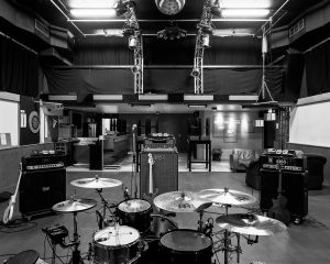 The Rehearsal Spaces: All For Nothing, 2017